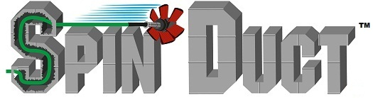 SpinDuct Air Duct Cleaning Equipment Logo